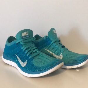 NIKE FREE 4.0 RN FLYKNIT Women's Running Shoes